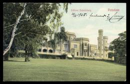 [021] Potsdam, Schloss Babelsberg, ~1910 - Potsdam
