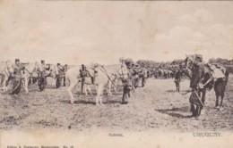 Uruguay Montevideo Retreta Military