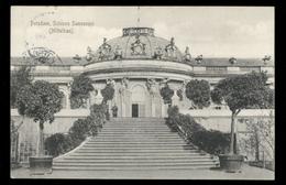 [021] Potsdam, Schloss Sanssouci, 1908 - Potsdam