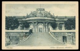 [021] Potsdam, Schloss Sanssouci, 1925 - Potsdam