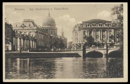 [021] Potsdam, Stadtschloss, Palasthotel, ~1920 - Potsdam