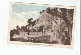 SOMMIERES (GARD) 2408 LA CITADELLE 1940 - Sommières