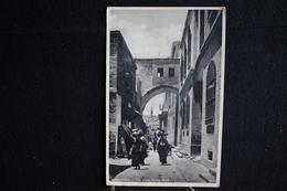 W - 554 - Asie - Jérusalem - L'Arc Ecce Homo - Circulé 1931 - Palestine