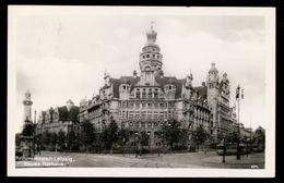 [021] Reichsmessestadt Leipzig, Neues Rathaus, Gel. 1943, Verlag Trinks & Co (Leipzig) - Leipzig