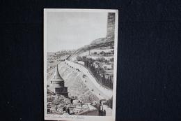 W - 555 - Asie - Jérusalem - Tombeau D'Absalom - Circulé 19? - Palestine