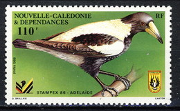 Nouvelle Caledonie 1986 Serie N. 523 MNH Cat. € 4.20 - Nuovi