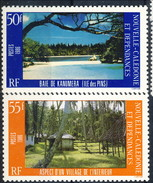 Nouvelle Caledonie 1986 Serie N. 514-515 MNH Cat. € 3.50 - Nuova Caledonia