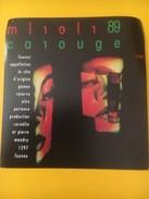 3284 - Suisse Vaud Miroir 89 Carouge Gamay De Founex 1988 - Art