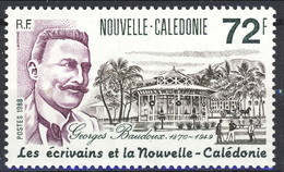 Nouvelle Caledonie 1988 Serie N. 564 MNH Cat. € 2.30 - Nuova Caledonia