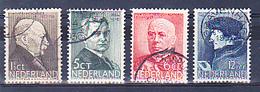 Nederland 283-286 - Periode 1891-1948 (Wilhelmina)