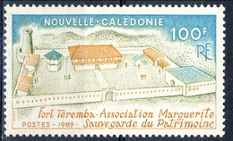 Nouvelle Caledonie 1989 N. 584 MNH Cat. € 3 - Nuova Caledonia