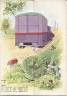 CARTE-LETTRE - ILLUSTRATION - HUMOUR - THEME VOITURE -  Edition M.D.Paris - Humor