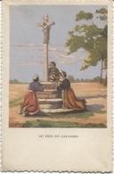 CPA - Illustration Signée GEIGER M - AU PAYS BRETON - Edition C.A.P. - Bretagne