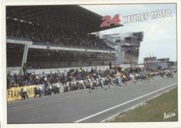 CPM - LE MANS - 24 HEURES MOTO - Edition Valoire - Moto Sport