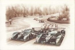 CPM - LE MANS - 24 HEURES  - Dessin Francois BRUERE - Edition Orpheograff - Le Mans
