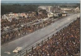 CPM - LE MANS - CIRCUIT 24 HEURES  - LA COURSE - Edition La Cigogne - Le Mans