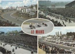CPM - LE MANS - CELEBRE COURSE MOTO - Edition Valoire - Moto Sport