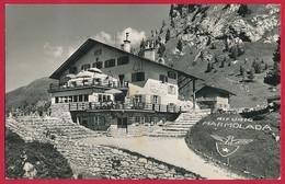 AK ITALIEN, Rifugio Marmolada ~ 1957 - Trento