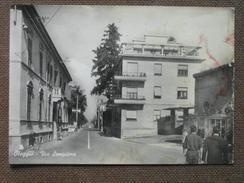 OLEGGIO -VIA SEMPIONE -ANIMATA -  1963     -  - - BELLA - Italien