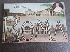 CPA - Saluti Da ROMA - Andere