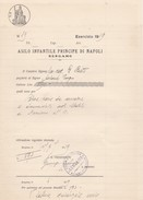 Documento Di Pagamento Su Carta Bollata,con Allegata Regolare Ricevuta. - Italia