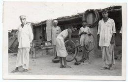 PAKISTAN - CYCLES REPAIR / REAL PHOTO - 1963 - Pakistan