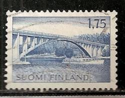 FINLANDE   N°   547  OBLITERE - Oblitérés