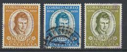 °°° VENEZUELA - Y&T N°683/85 PA - 1960 °°° - Venezuela