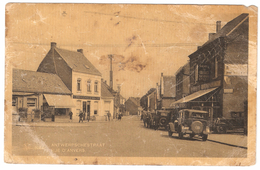 Niel - Antwerpschestraat / Rue D'Anvers - Geanimeerd - Oldtimer - Uitgave Van Mechelen Te Niel - Niel