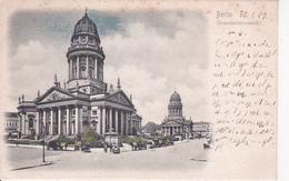AK Berlin - Gendarmenmarkt - 1903 (26811) - Mitte