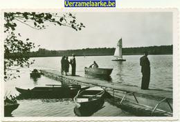 Lac De Virelles - Embarcadere Des Canots-moteurs - Altri