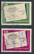 °°° VENEZUELA - Y&T N°877/78 PA - 1966 °°° - Venezuela