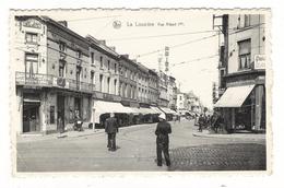 BELGIQUE  /  LA  LOUVIÈRE  /  RUE  ALBERT  1er  ( Magasins  GABILLIA  +  JEAN  BOMAL +  DEMILY ... ) - La Louvière