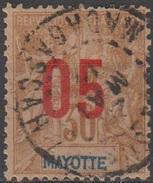 Mayotte 1912 N° 26  Sage   (D24) - Gebraucht