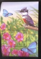 GRENADA   3148  MINT NEVER HINGED SOUVENIR SHEET OF FLOWERS - ORCHIDS   #  284-4   ( - Végétaux