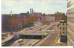 Boston, Massachusetts Southeast Expressway Underpass At South Station - Boston