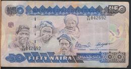 °°° NIGERIA - 50 NAIRA °°° - Nigeria