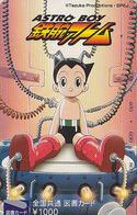Carte Prépayée Japon - MANGA BD - TEZUKA ASTRO ATOM BOY - ANIME Japan Prepaid Tosho Card - 7463 - Cómics