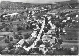 En Avion Au Dessus De Blacons (Drôme) - Vue Générale Aérienne Et Vallée De La Drôme - Edition Lapie - Frankreich