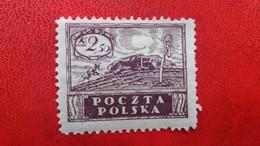 POLAND 1919 SOUTH POLAND ISSUE HALERZY/KORONY DENOMINATION MINT HINGED - 1919-1939 Republic