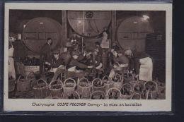 EPERNAY   CHAMPAGNE COSTE FOLCHER - France