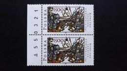 Polen 3318 **/mnh, 750. Jahrestag Der Schlacht Bei Liegnitz - 1944-.... Repubblica