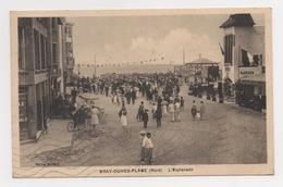 59 NORD - BRAY DUNES PLAGE L'Esplanade (voir Descriptif) - Bray-Dunes
