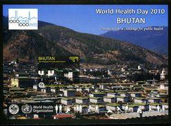 SA0447 Bhutan 2010 Hospital Construction M/s MNH - Bhutan