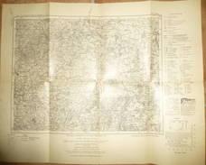 Karte Des Deutschen Reiches 1-cm-Karte - 552 Eslarn - 1940 - Topographische Karten