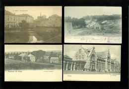 Beau Lot De 18 Cartes Postales De Belgique  Ciney   Mooi Lot Van 18 Postkaarten Van België Ciney -  18 Scans - Postcards