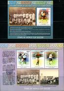 SA0454 Bhutan 2005 Uruguay World Cup History S/s MNH - Bhutan