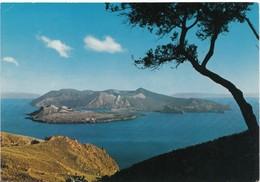 Italy, ISOLA DI VULCANO, Sicilia, Used Postcard [19232] - Unclassified