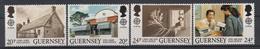 GUERNSEY - Michel - 1990 - Nr 483/86 - MNH** - Guernsey