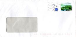 Auslands - Brief Von Briefzentrum 85 Mit 93 Cent Mischfankatur 2017 - BRD